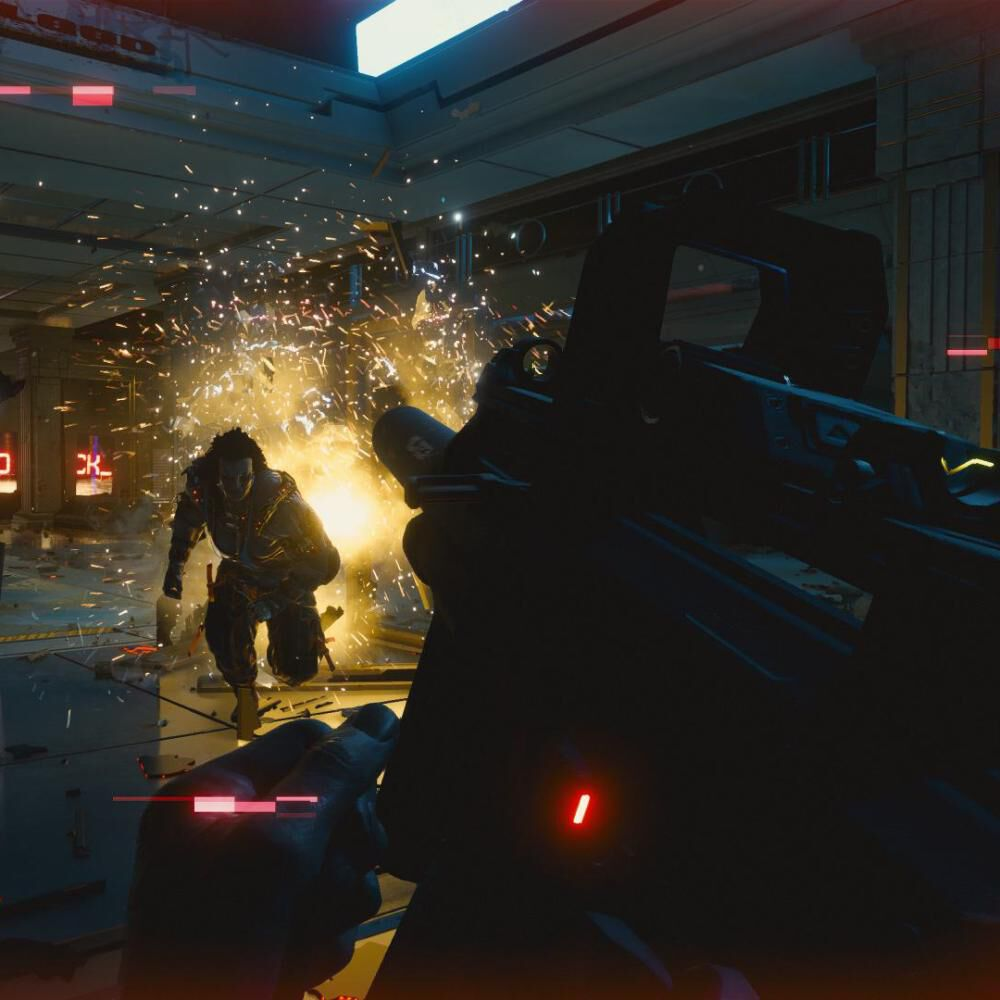 Juego Ps4 Cyberpunk 2077 image number 8.0