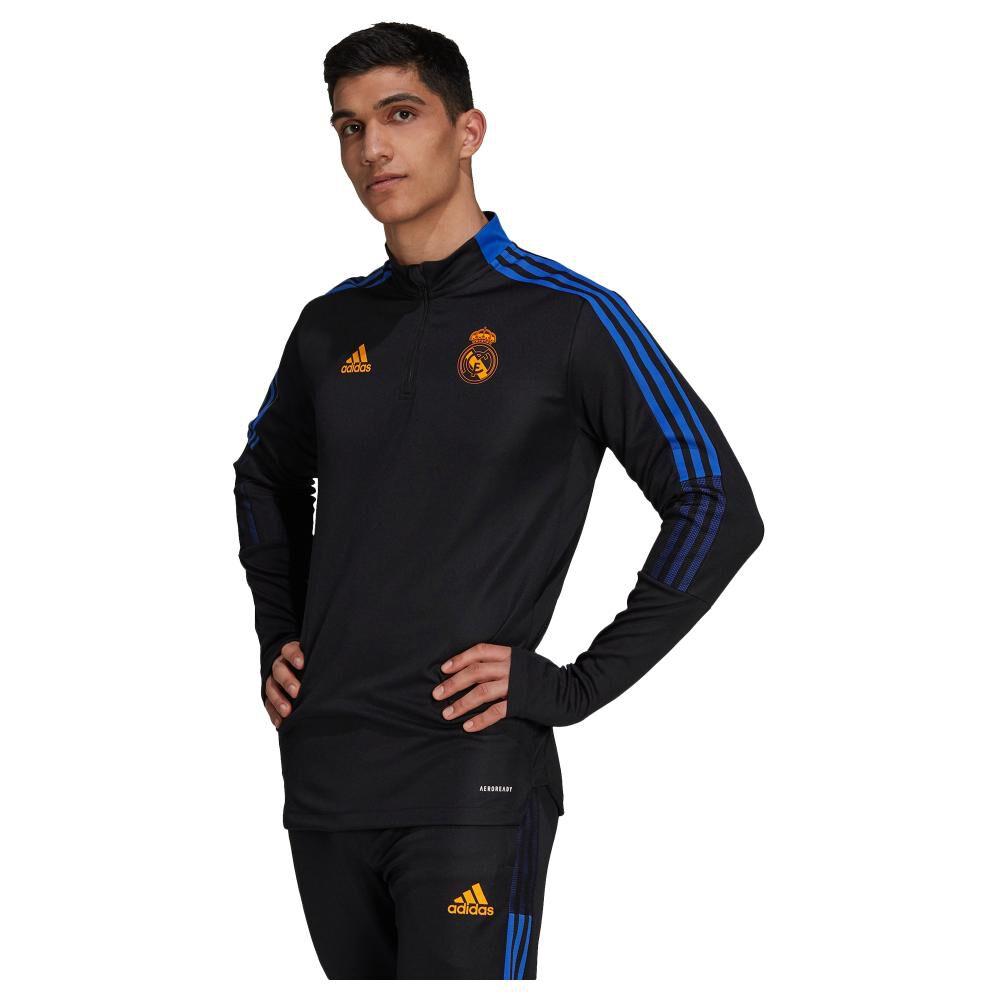 Polera Hombre Adidas Real Madrid Tiro image number 1.0