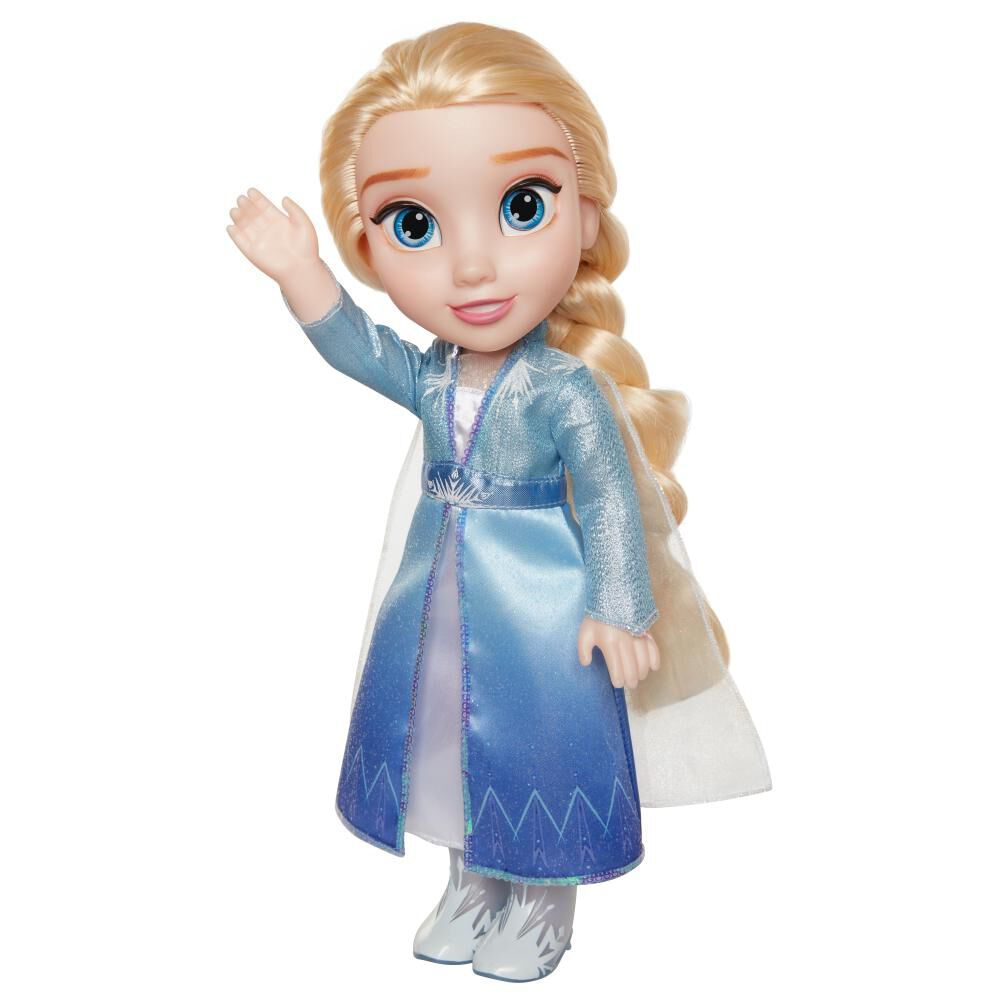 Muñecas Toddler Frozen 2 Elsa image number 0.0