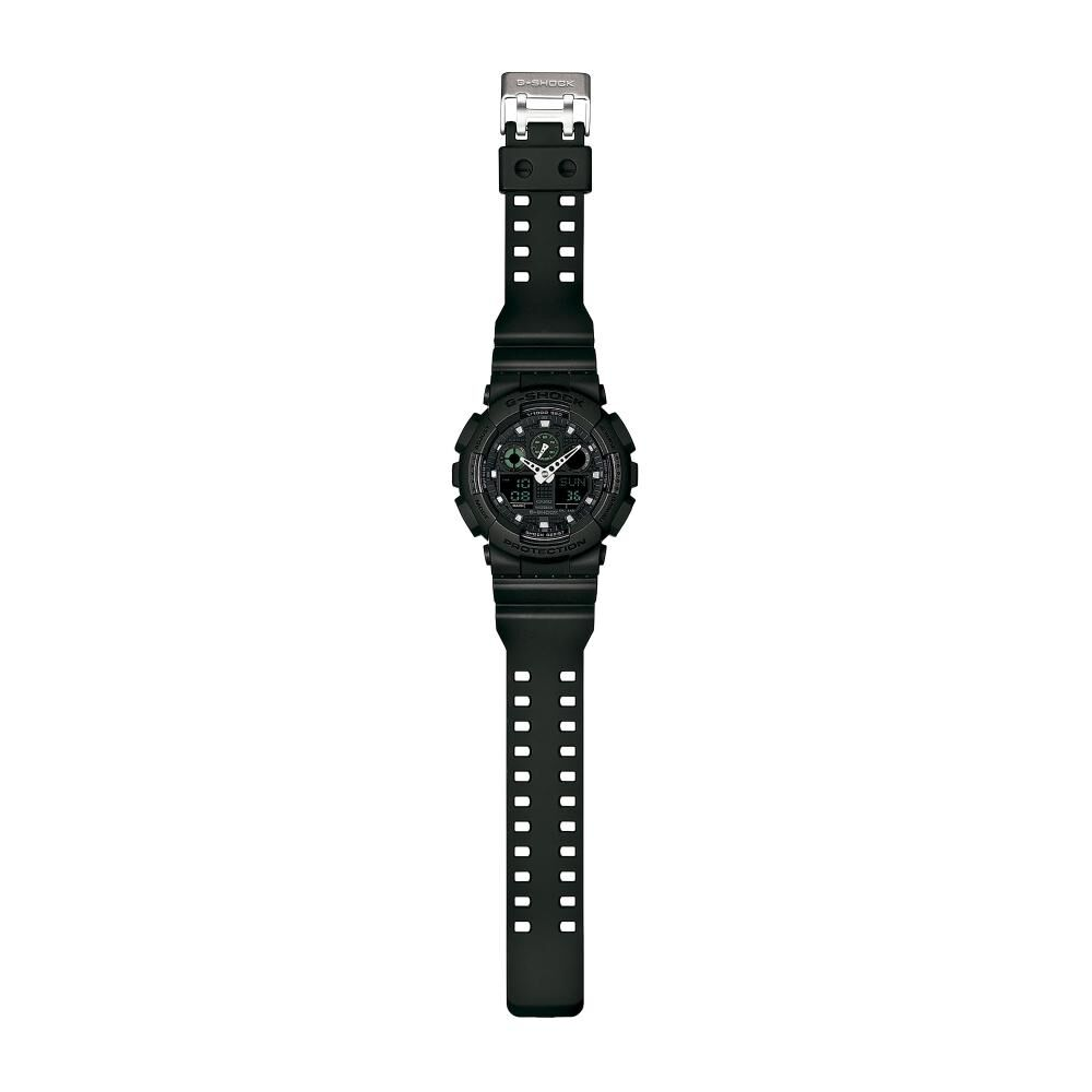 Reloj Hombre G Shock Ga-100mb-1ad image number 1.0