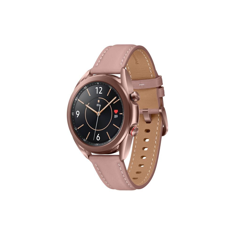 Smartwatch Samsung Galaxy Watch 3 41mm Lte / Rosado  / 8 Gb image number 2.0