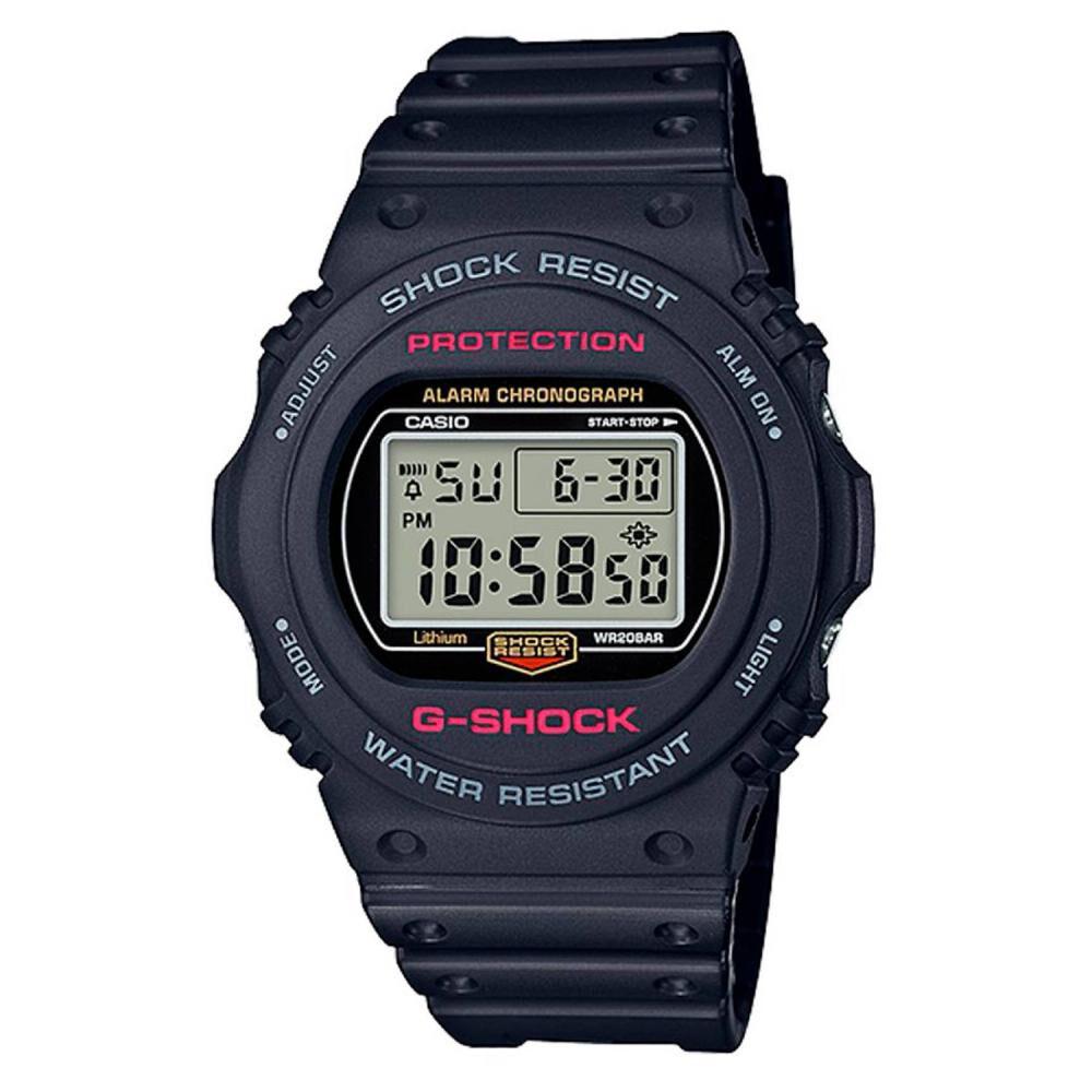 Reloj G Shock Dw-5750e-1dr image number 0.0