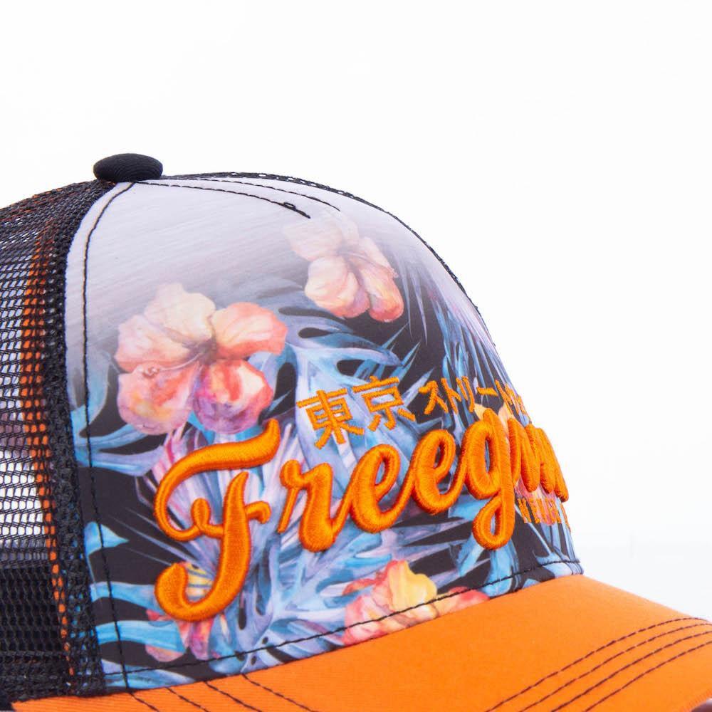 Jockey Trucker Freegun Japon Naranja image number 2.0