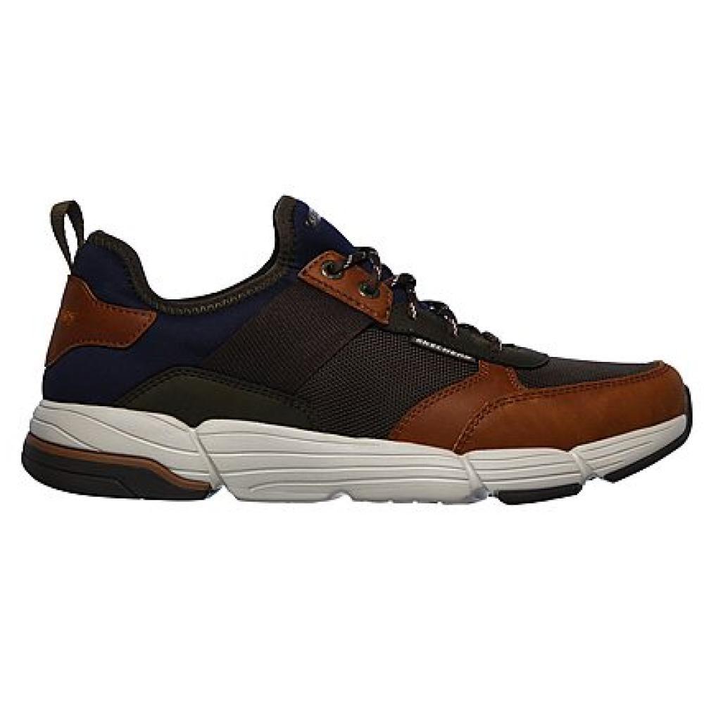 Zapato Casual Hombre Skechers Metco-parken image number 1.0