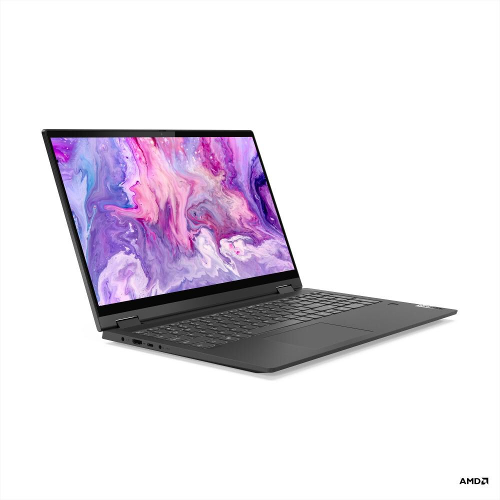 "Notebook Lenovo Ideapad Flex 5 / Gris Graphite / Intel Core I5 / 12 Gb Ram / Integrated Intel Iris Xe Graphics / 512 Gb Ssd / 15.6 "" image number 7.0"
