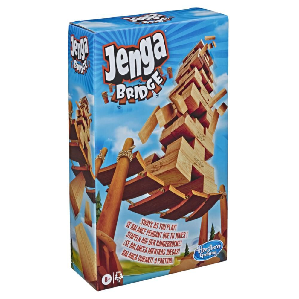 Juegos Familiares Games Jenga Bridge