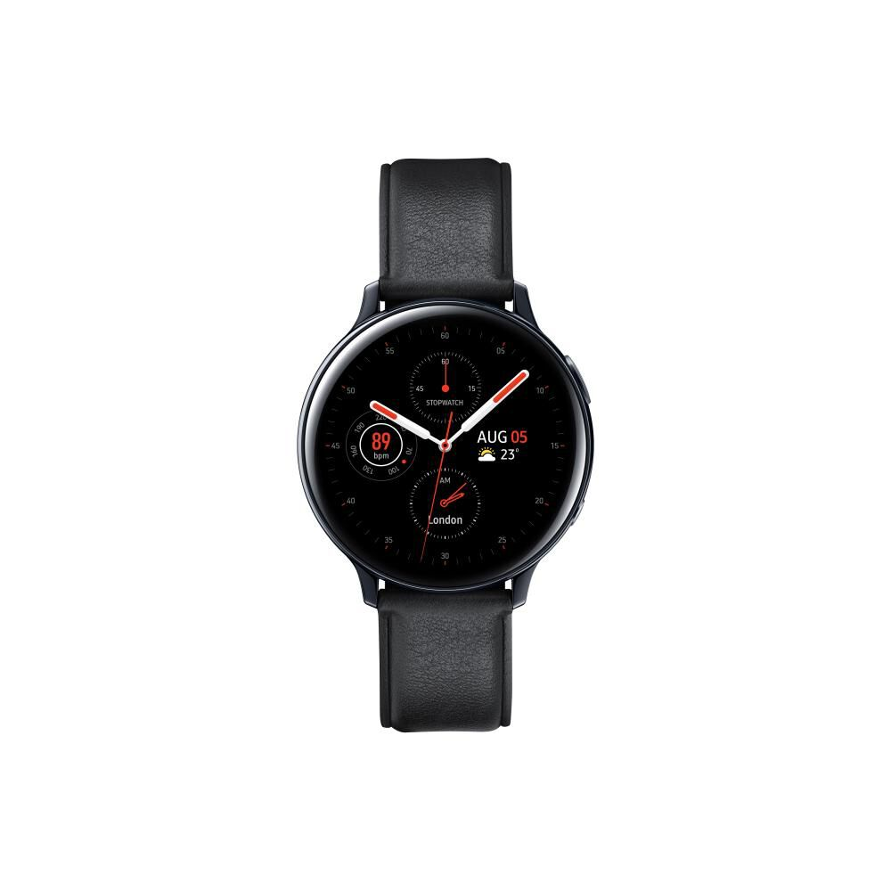 Galaxy Watch Active2 44 (Stainless Steel) Black image number 0.0