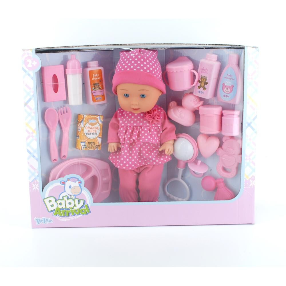 Muñeca Hitoys My Baby Gift image number 0.0
