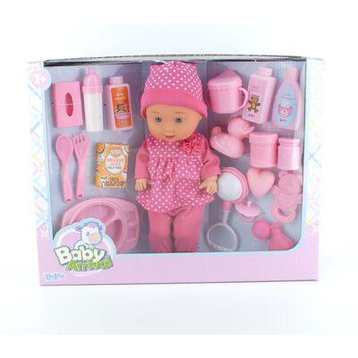 Muñeca Hitoys My Baby Gift