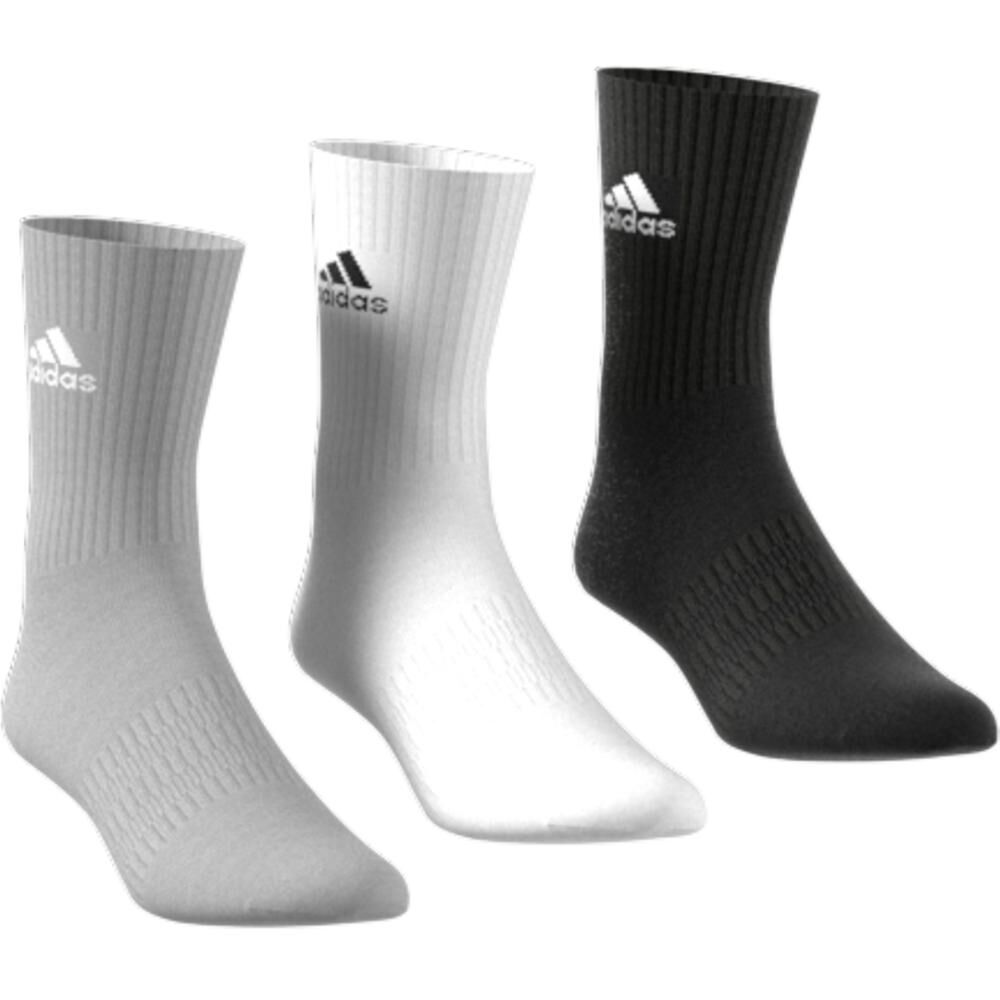 Calcetines Unisex Adidas / Pack 3 image number 1.0