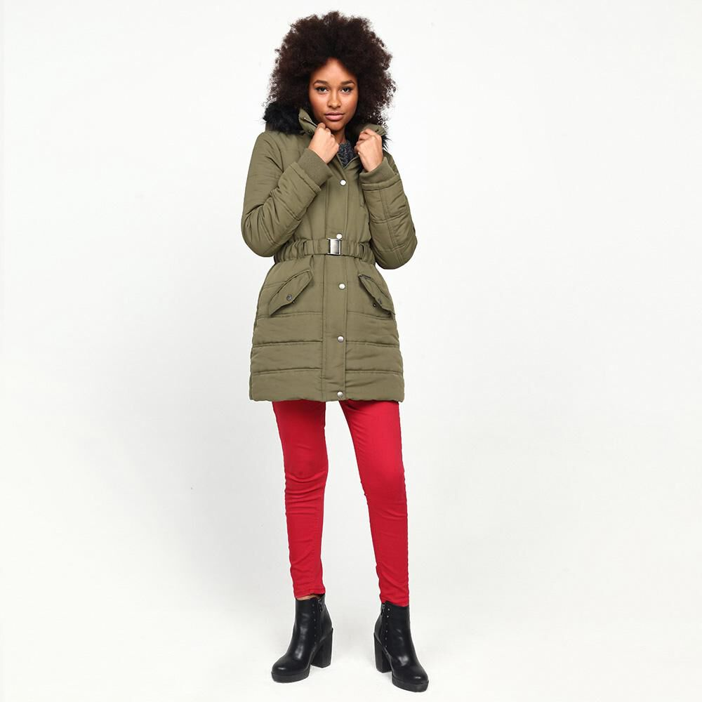 Parka  Mujer Rolly Go image number 1.0