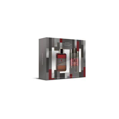 Perfume The Secret Temptation Antonio Bandera / 50 Ml / Eau De Toillete + Desodorante