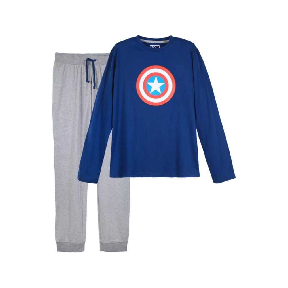 Pijama Hombre Marvel image number 0.0