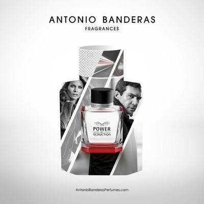 Perfume Power Of Seduction Antonio Bandera / 50 Ml / Eau De Toillete + Gel De Ducha