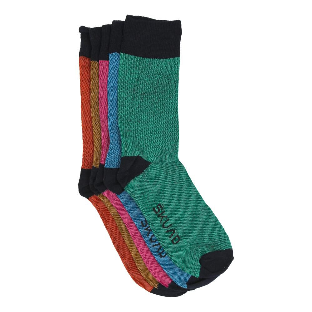 Pack 5 Calcetines Unisex image number 1.0