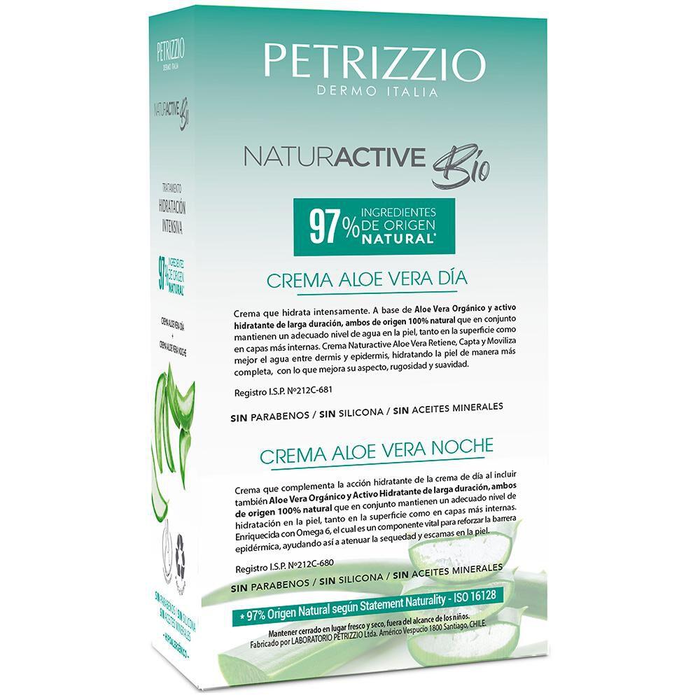 Set De Tratamiento Petrizzio Aloe Vera Dia + Noche image number 1.0