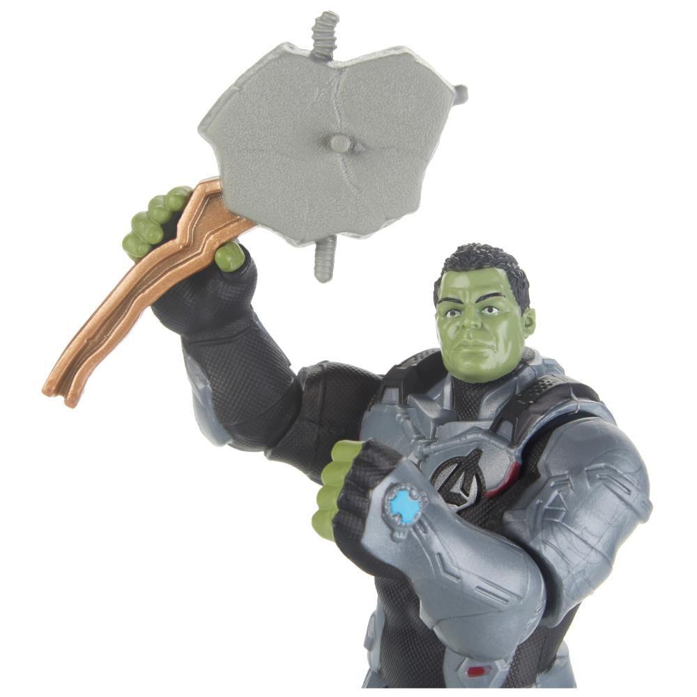 Figura De Acción Avenger Team Suit image number 3.0