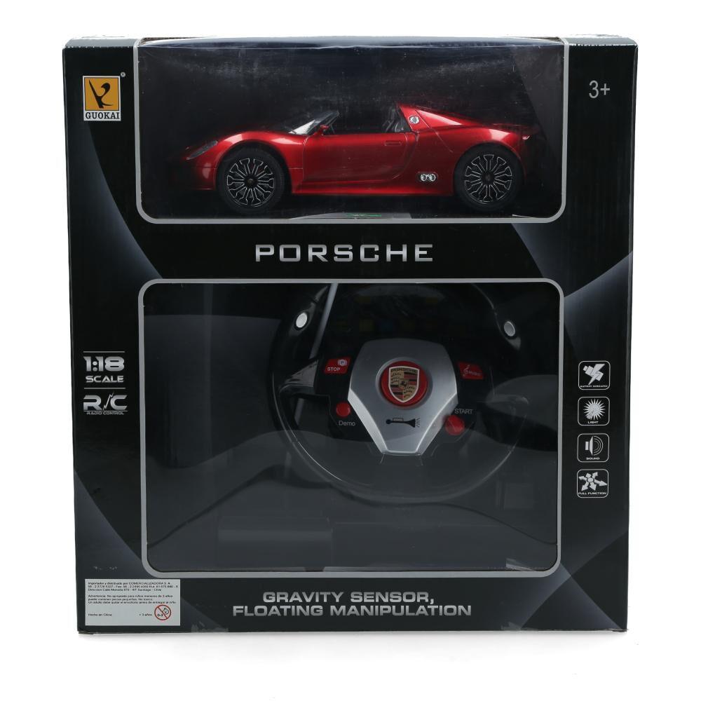 Auto Radiocontrolado Hitoys Porsche image number 0.0