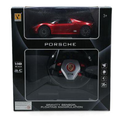 Auto Radiocontrolado Hitoys Porsche