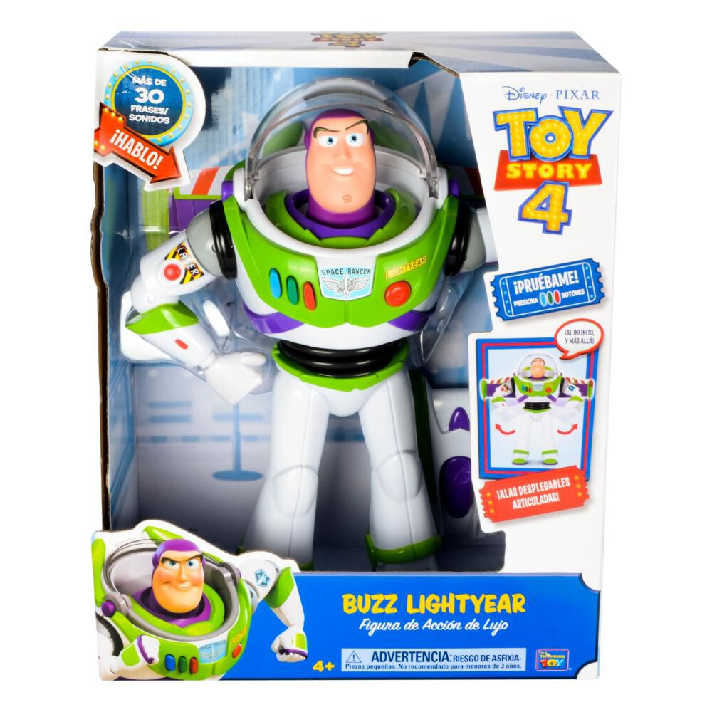 Figura De Pelicula Toy Story Buzz Lightyear Guardian image number 2.0