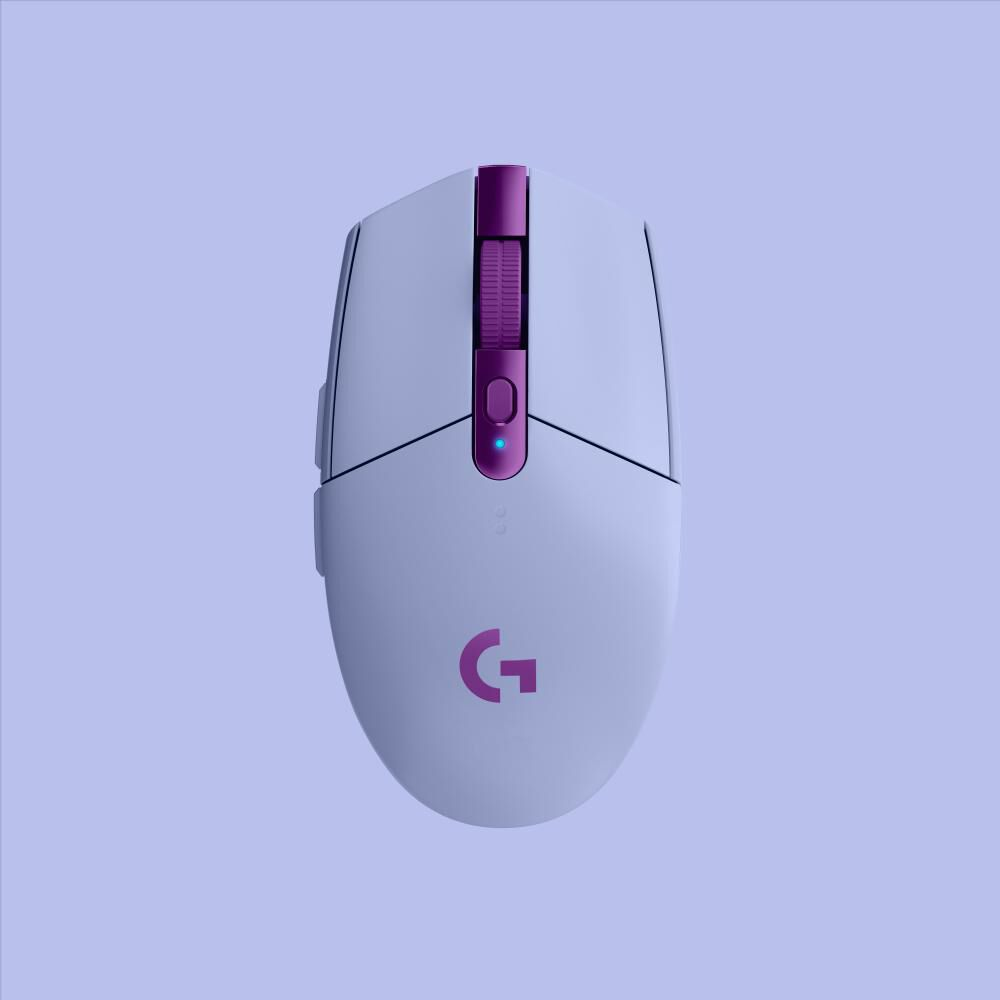 Mouse Gamer Logitech G305 Lilac image number 3.0
