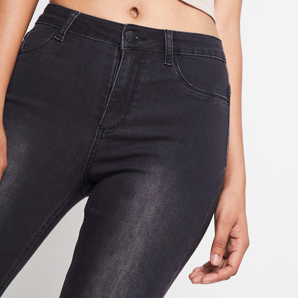 Jeans Mujer Super Skinny Rolly Go image number 3.0