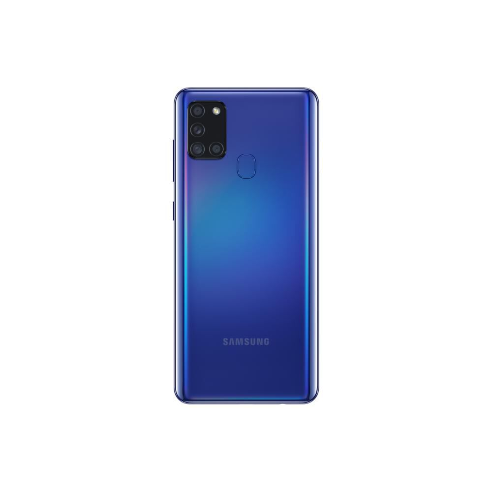 Smartphone Samsung A21s Azul / 128 Gb / Wom image number 1.0