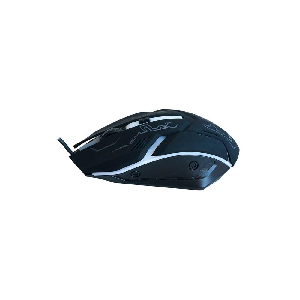 Mouse Gamer Lvlup Lu737 image number 1.0