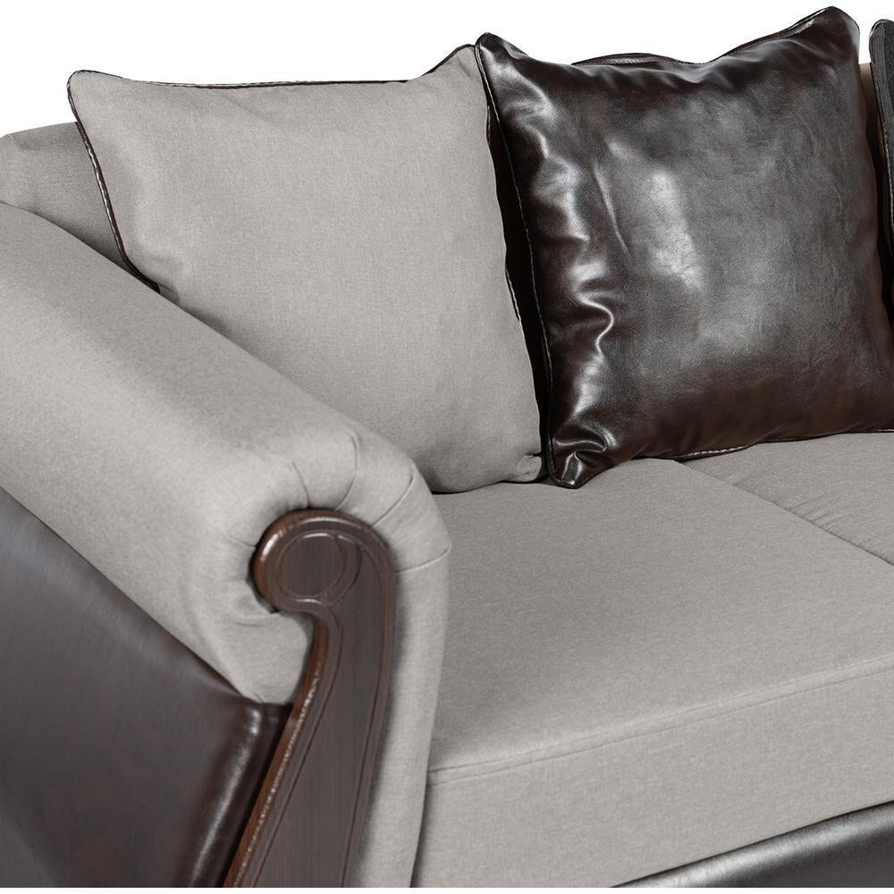 Sofa Seccional Casaideal Bugambilia / 3-2 Cuerpos image number 1.0