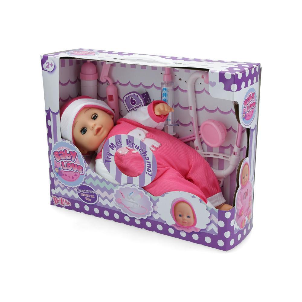 Muñeca Marca De Proveedor Baby Love image number 0.0