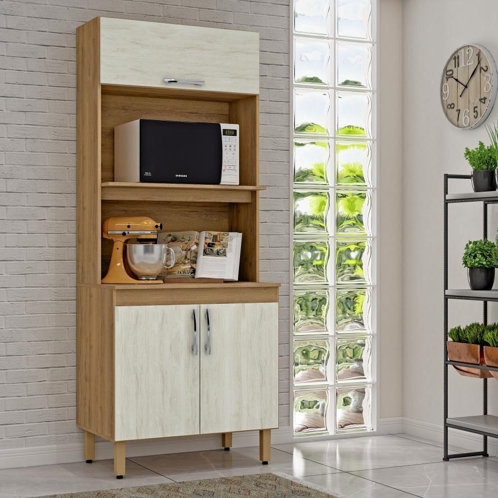 Mueble De Cocina Home Mobili Kalahari/montana / 3 Puertas image number 2.0