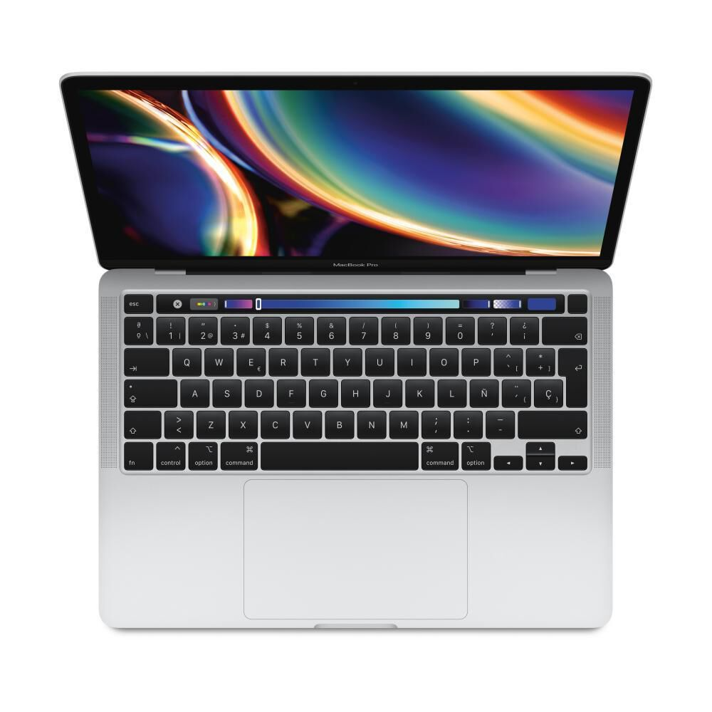 "Macbook Apple Pro Myda2be/a / Plata / Apple M1 / 8 Gb Ram / Chip M1 Apple / 256 Gb Ssd / 13.3 "" image number 1.0"