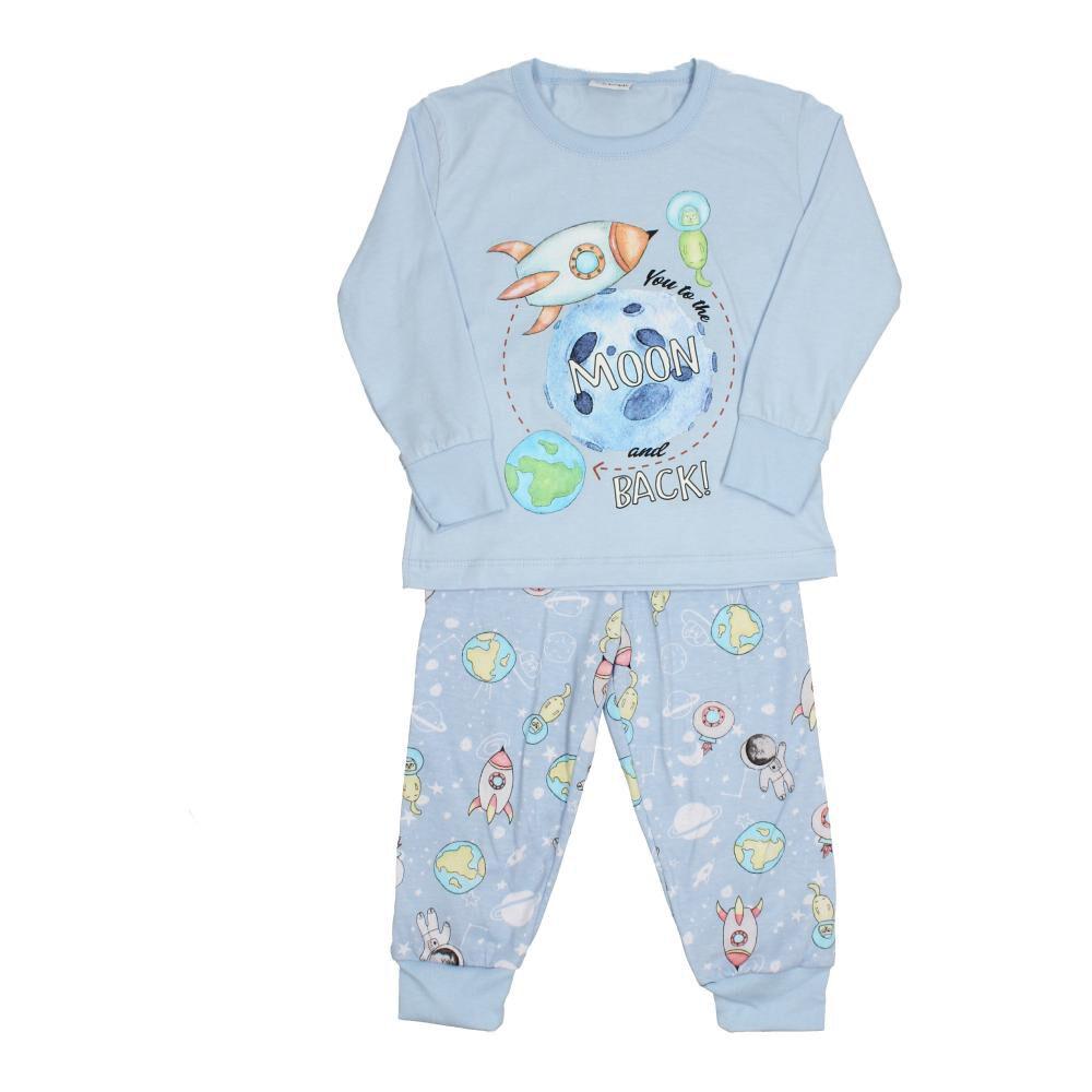 Pijama Infantil Fakini / 2 Piezas image number 0.0