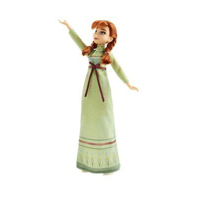 Muñeca Frozen Vestidos Reales Anna