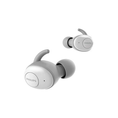 Audífono Bluetooth True Wireless Philips TAT3215 Blanco