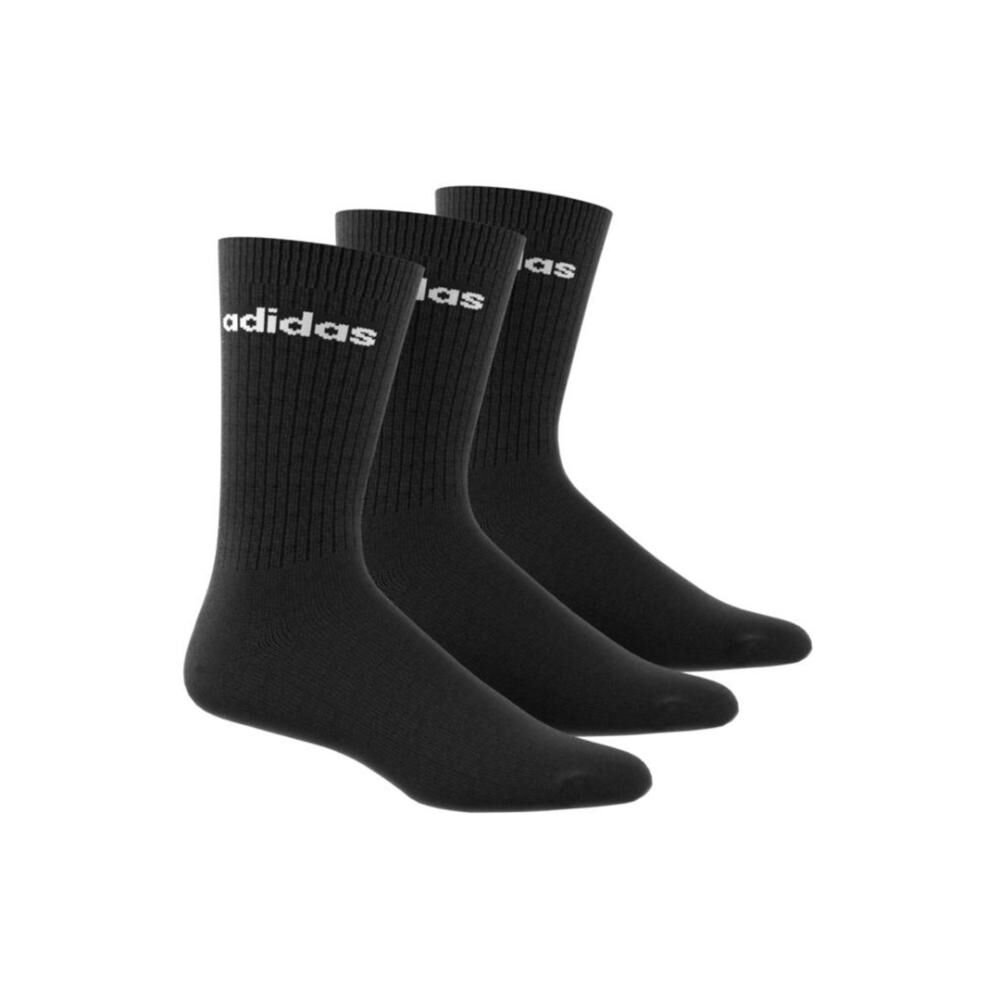 Calcetines Unisex Adidas / 3 Pares image number 0.0