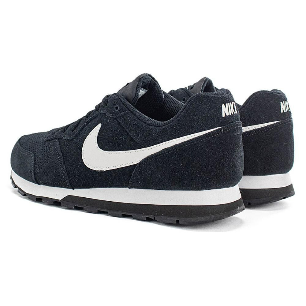Zapatilla Urbana Hombre Nike Md Runner 2 Suede image number 2.0