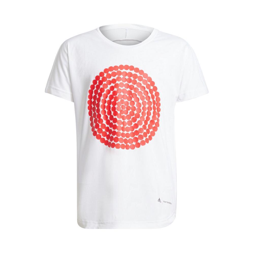 Polera Unisex Adidas Marimekko Graphic T-shirt image number 0.0