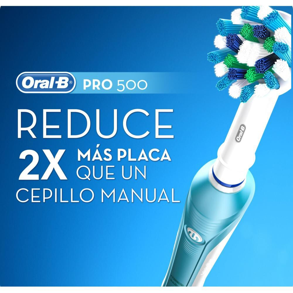 Cepillo De Dientes  Oral-B Care 500 image number 1.0