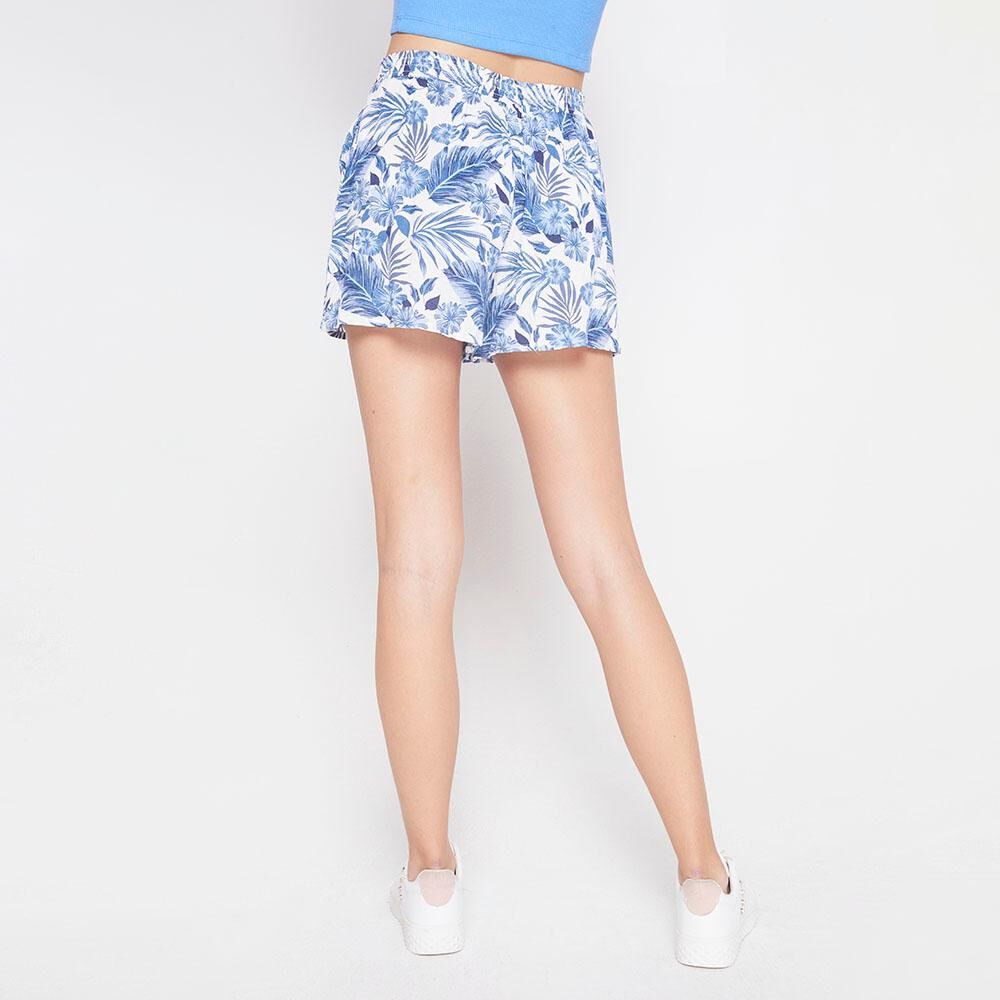 Short Tiro Medio Relaxed Mujer Freedom image number 2.0