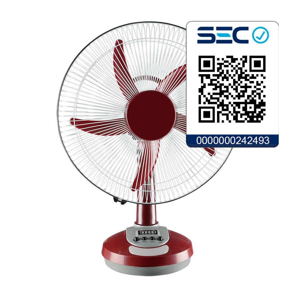 Ventilador Sobremesa Kendal Kl-1026 image number 1.0