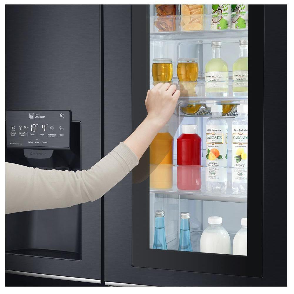 Refrigerador Side by Side LS65SXTAFQ / 601 litros image number 9.0