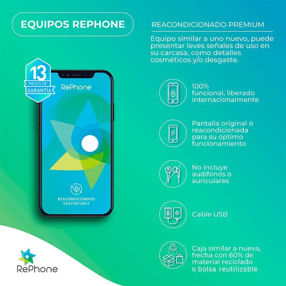 Smartphone Apple Iphone Se 2 Reacondicionado Blanco / 128 Gb / Liberado image number 1.0