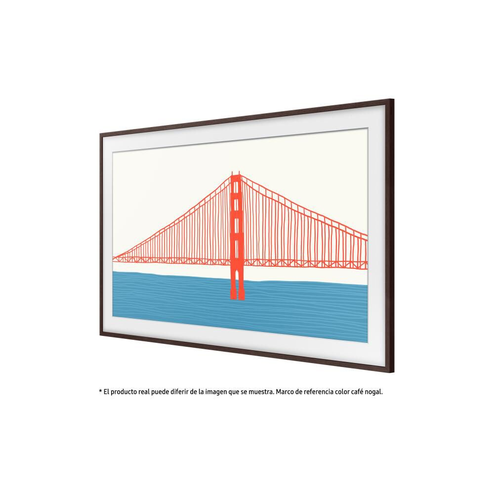 """QLED Samsung The Frame / 43 """" / Ultra HD 4K / Smart Tv 2021 image number 1.0"""