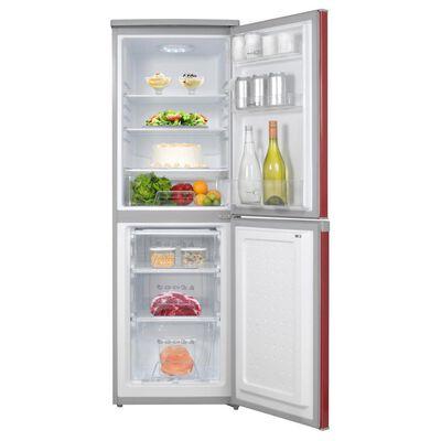 Refrigerador Bottom Freezer Midea Mrfi-1800S234Rn / Frío Directo / 180 Litros