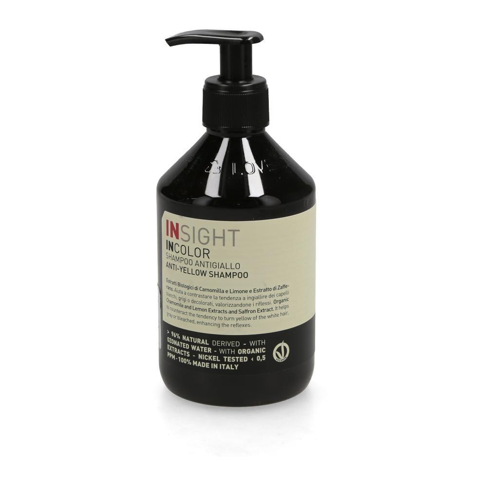 Shampoo Insight / 400 Ml image number 0.0
