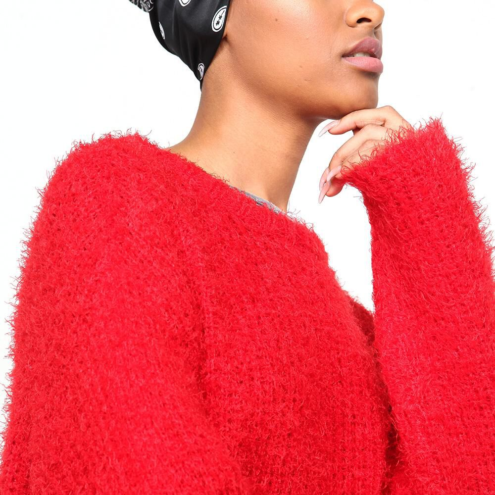 Sweater Peludo Mujer Rolly Go image number 3.0