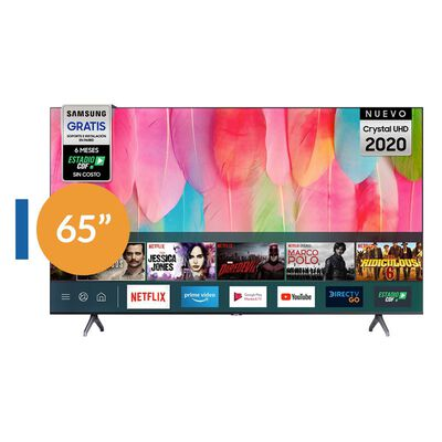 Led Samsung 65Tu7100 / 65 / Ultra Hd / 4K / Smart Tv