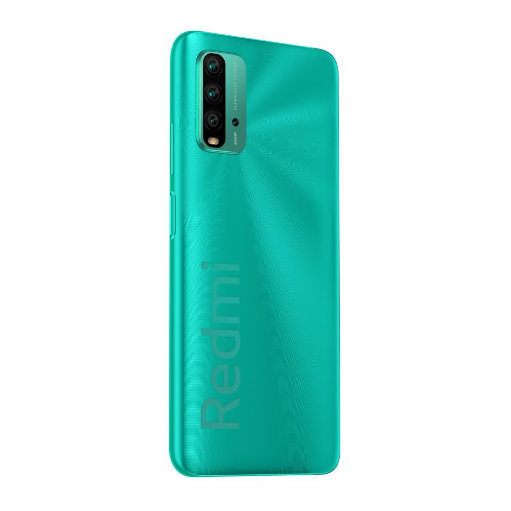Smartphone Xiaomi Redmi 9t Verde / 128 Gb / Wom image number 6.0