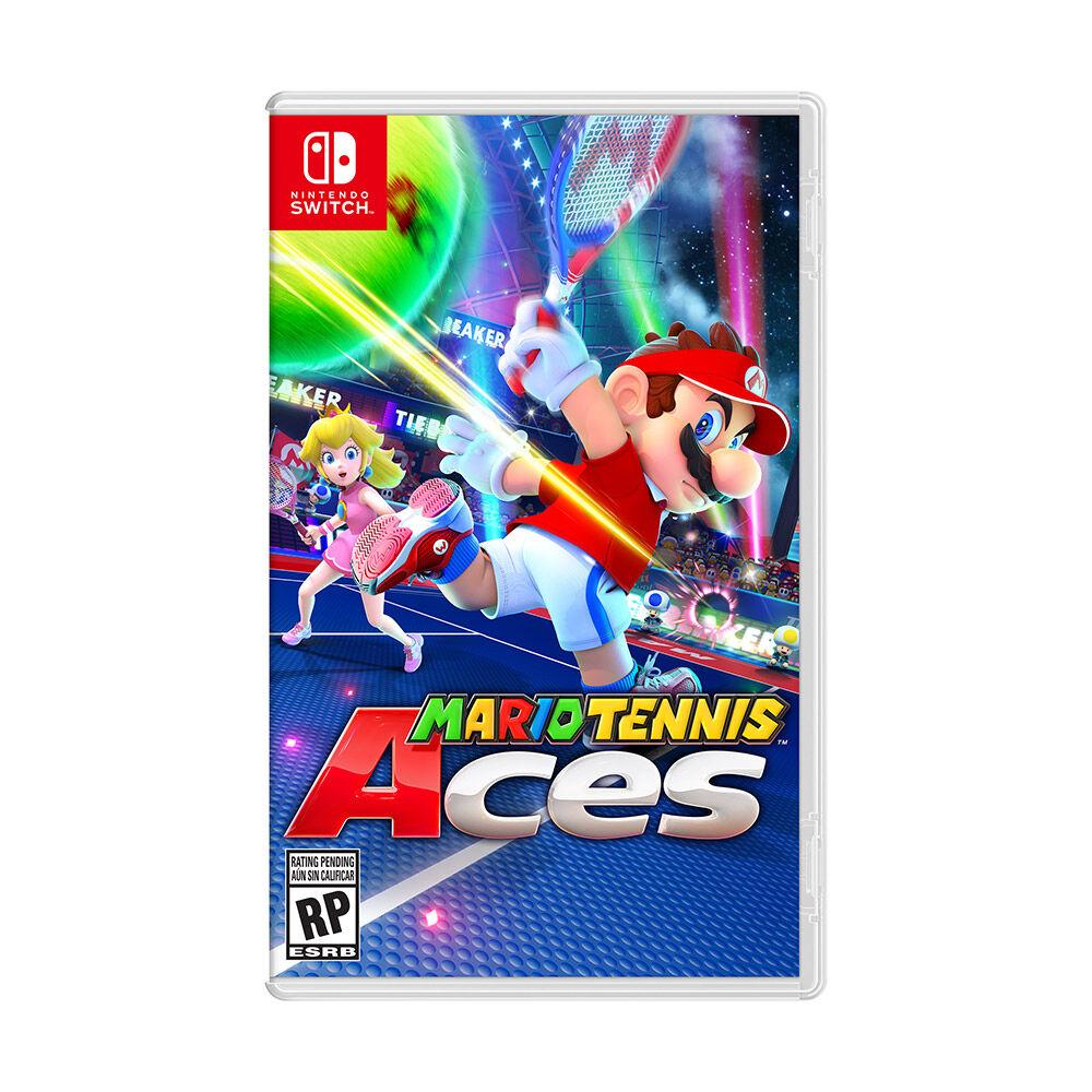 Juego Nsw Mario Tennis Aces image number 0.0